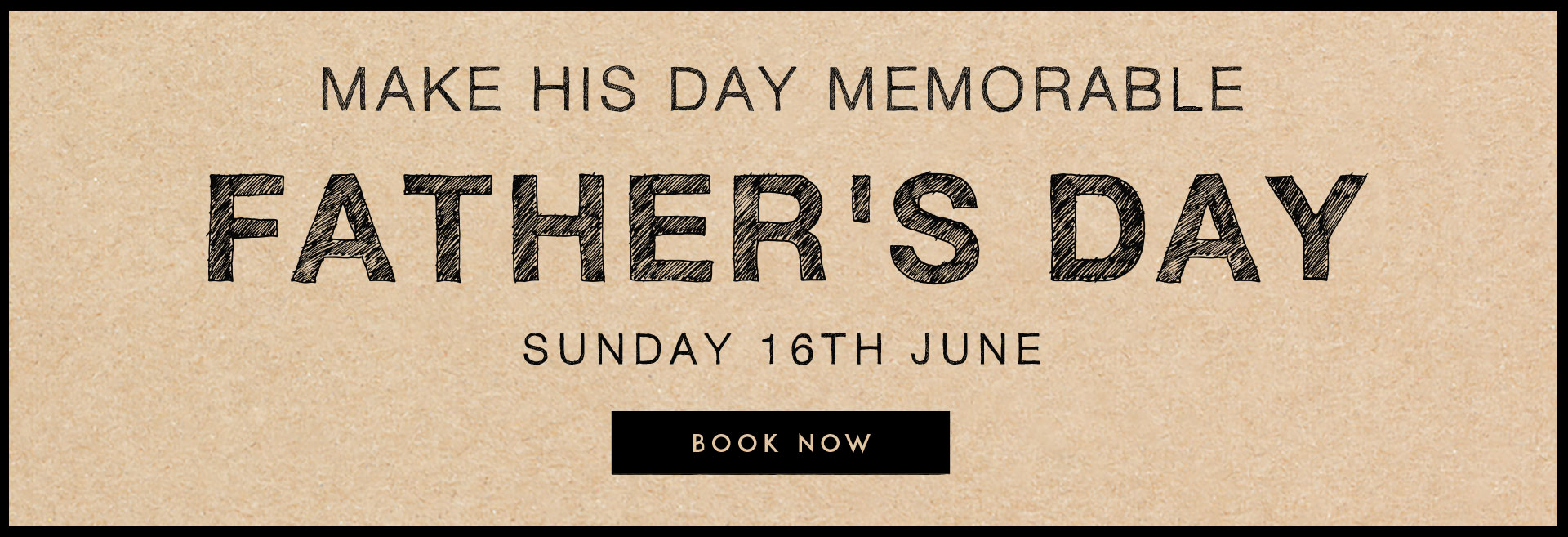 Fathers Day at The Brandling Arms