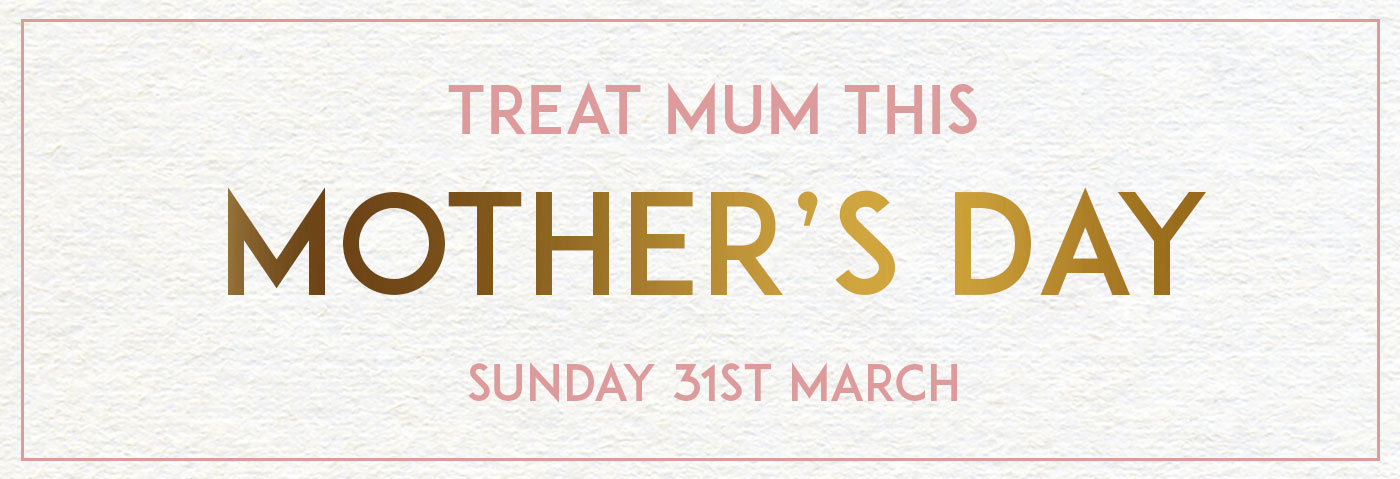 Mother's Day at The Brandling Arms